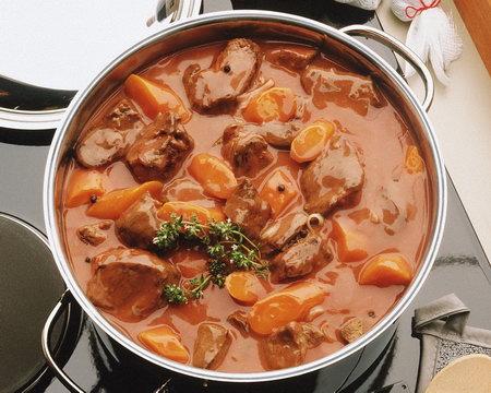 Рецепты 2 блюд из говядины